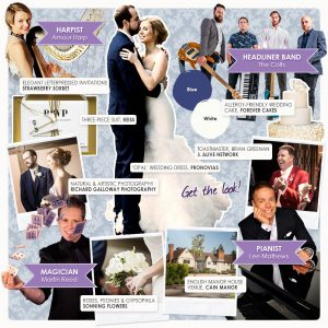 Wedding Moodboard with Alive Network