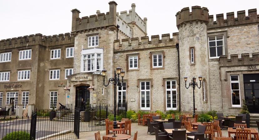 Ryde Castle Hotel Wedding Venue Wedding Reception Venue