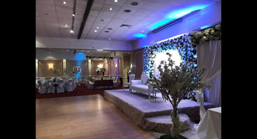 Heathrow Windsor Marriott Wedding Venue Slough Reception Venue