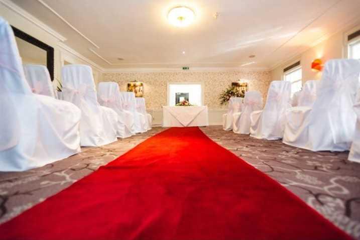 Mercure St Albans Noke Hotel Wedding