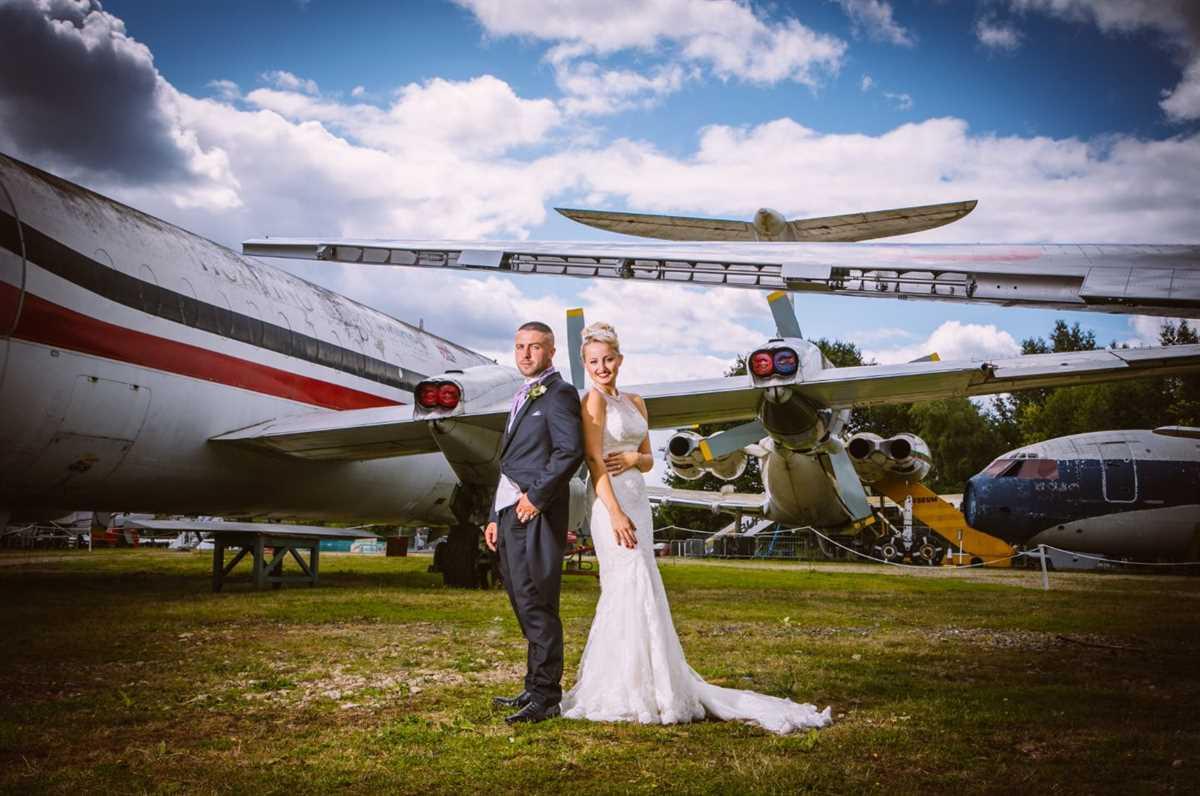 Brooklands Museum Weybridge Wedding Venue Hire Wedding