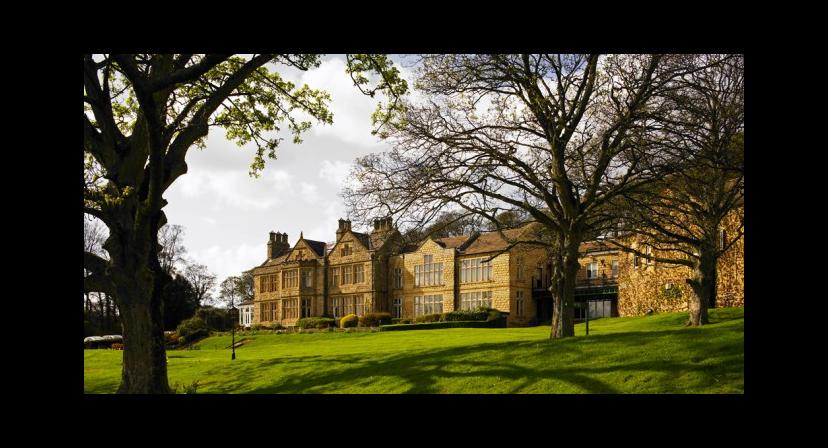 Hollins Hall Hotel Country Club Bradford Wedding Venue Hire