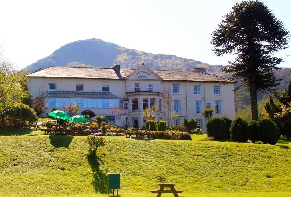 The Royal Victoria Hotel Snowdonia   Gwynedd Wedding Venue ...