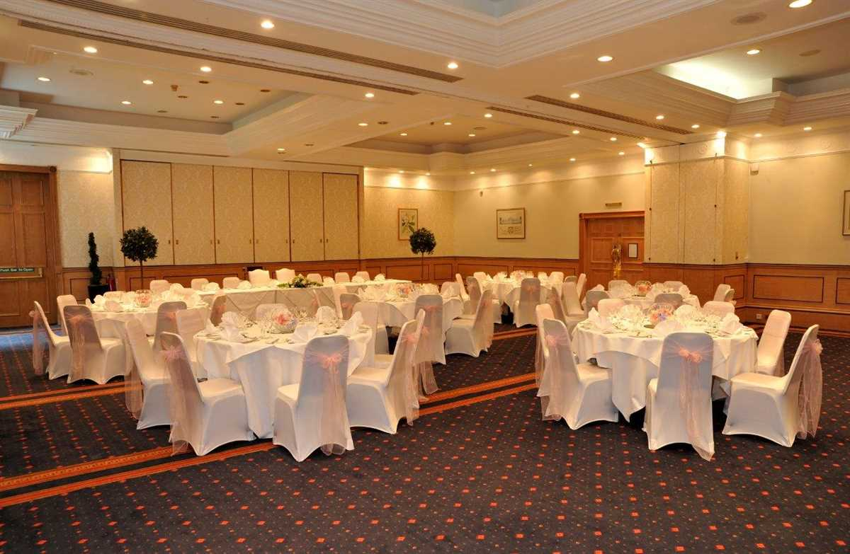 Mercure york fairfield manor hotel york wedding venue for Wedding venues near york