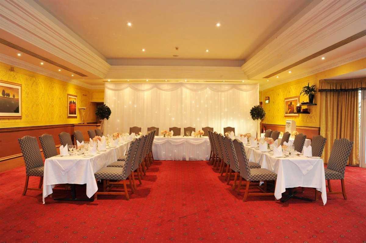 Mercure York Fairfield Manor Hotel Weddings