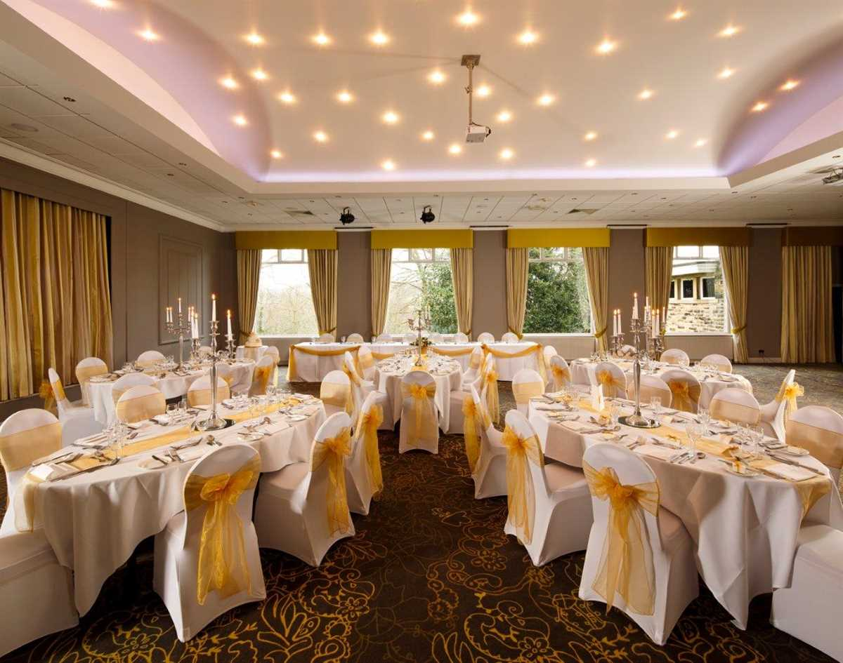 Wedding Venues In Bradford West Yorkshire Page 1 Weddingvenues Com