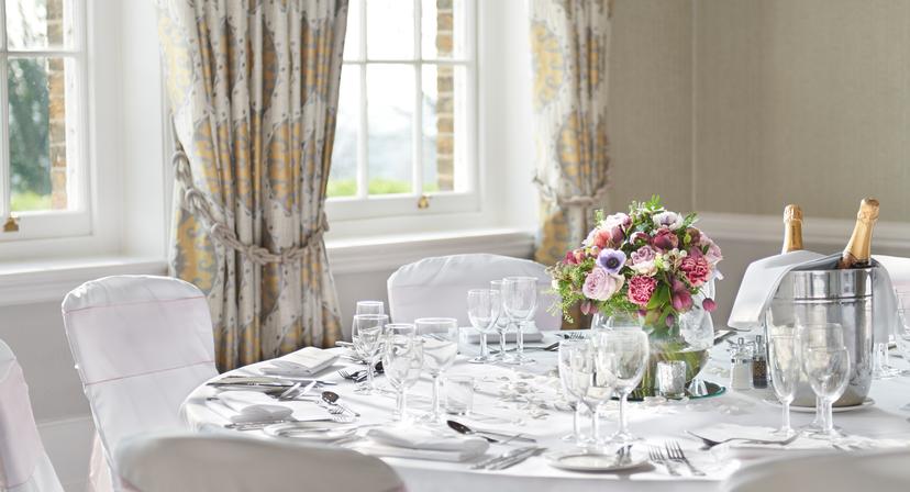 Richmond Hill Hotel Surrey Wedding Venue Wedding