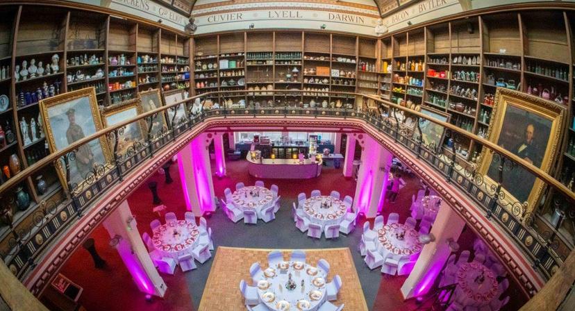 The Wardwick Derby Museums Derby Wedding Venue Hire