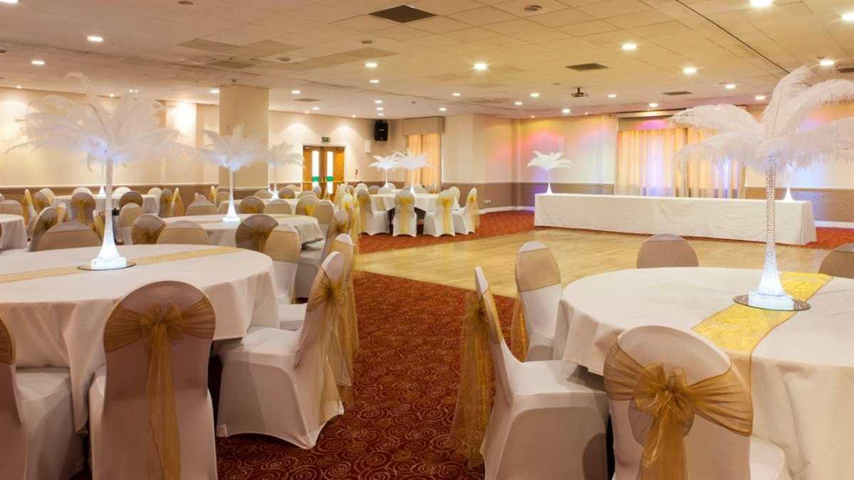 Holiday Inn Rotherham Sheffield M1 J33
