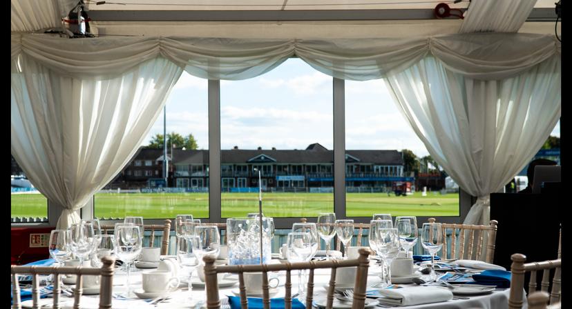 Derbyshire County Cricket Club Derby Wedding Venue Hire
