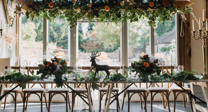Kimbridge Barn | Romsey Wedding Venue Hire, Wedding ...