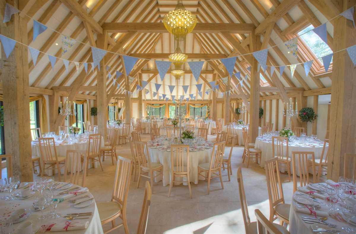 the old kent barn 41476 - barn wedding kent