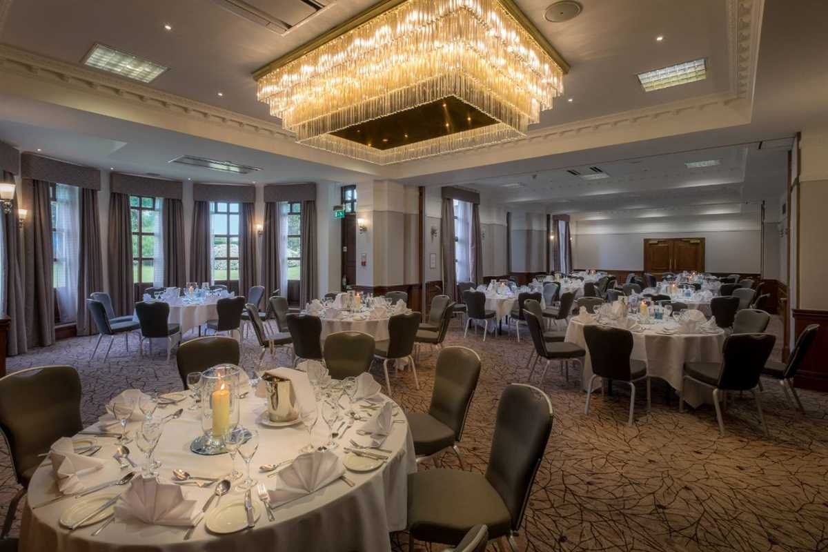 Hilton Puckrup Hall Golf Club And Spa Wedding Packages