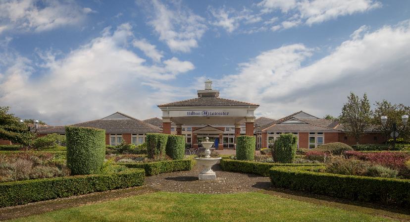 Hilton Hotel Leicester Wedding
