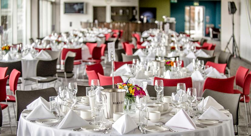 The Ageas Bowl Wedding Venue Southampton Wedding Reception Venue