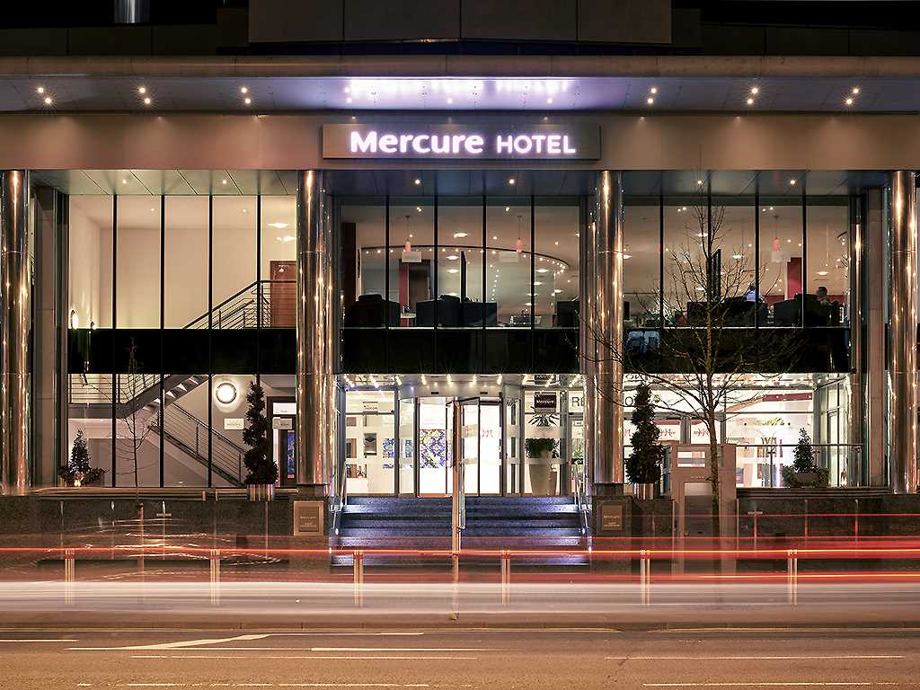 Mercure Hotel Cardiff Spa Packages