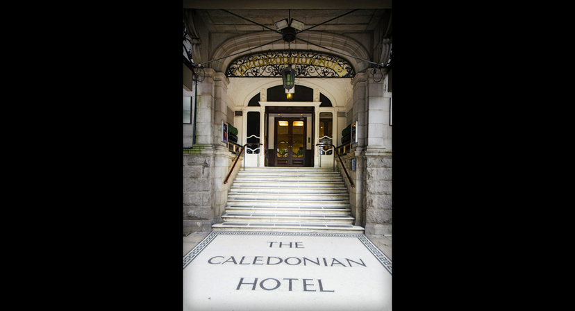 mercure aberdeen caledonian hotel aberdeen wedding venue