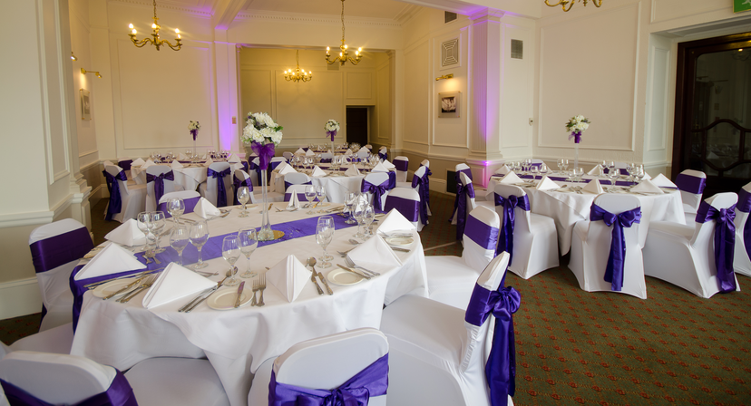 mercure aberdeen caledonian hotel wedding facilities