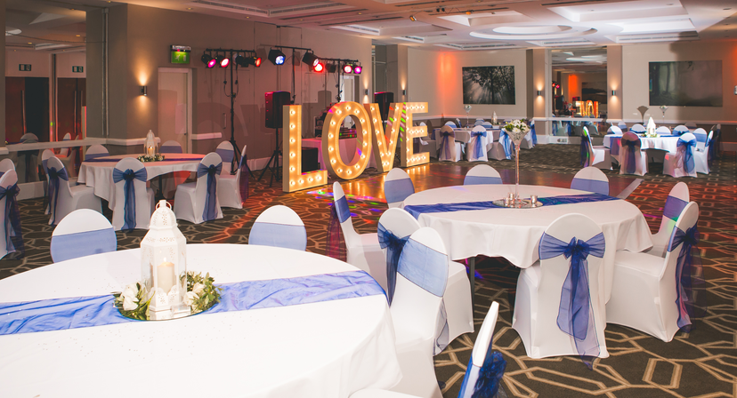 Copthorne Hotel Newcastle Upon Tyne Wedding Venue Hire