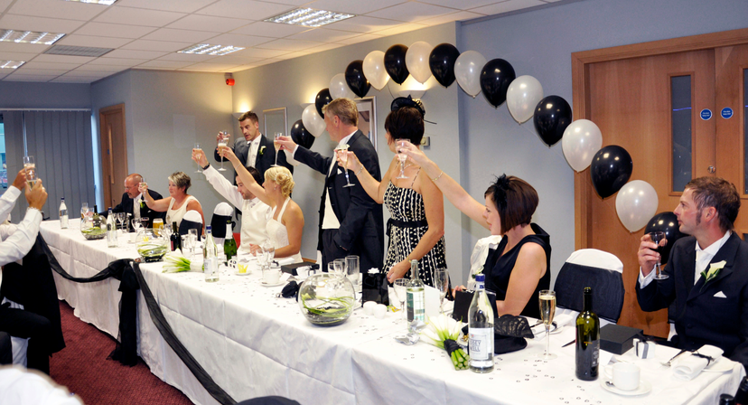 Holiday inn birmingham north cannock wedding facilities for Wedding venues open late