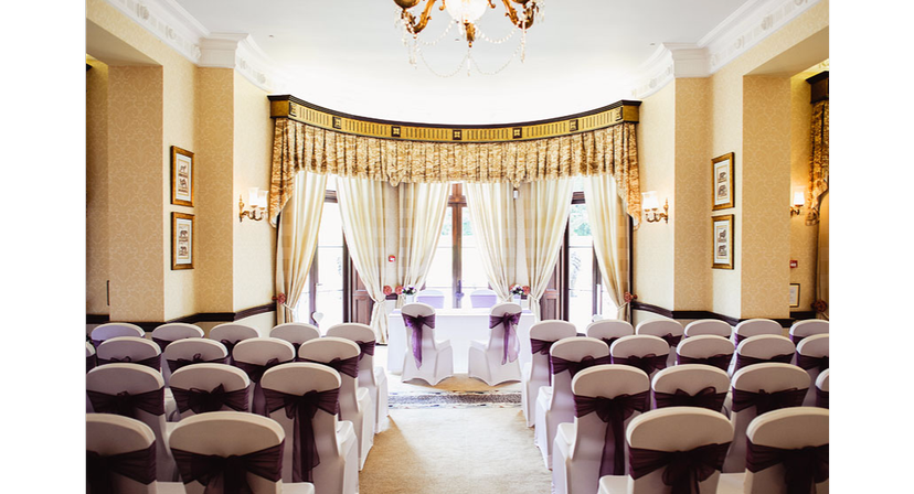 Treetop Marquee Wedding Conference