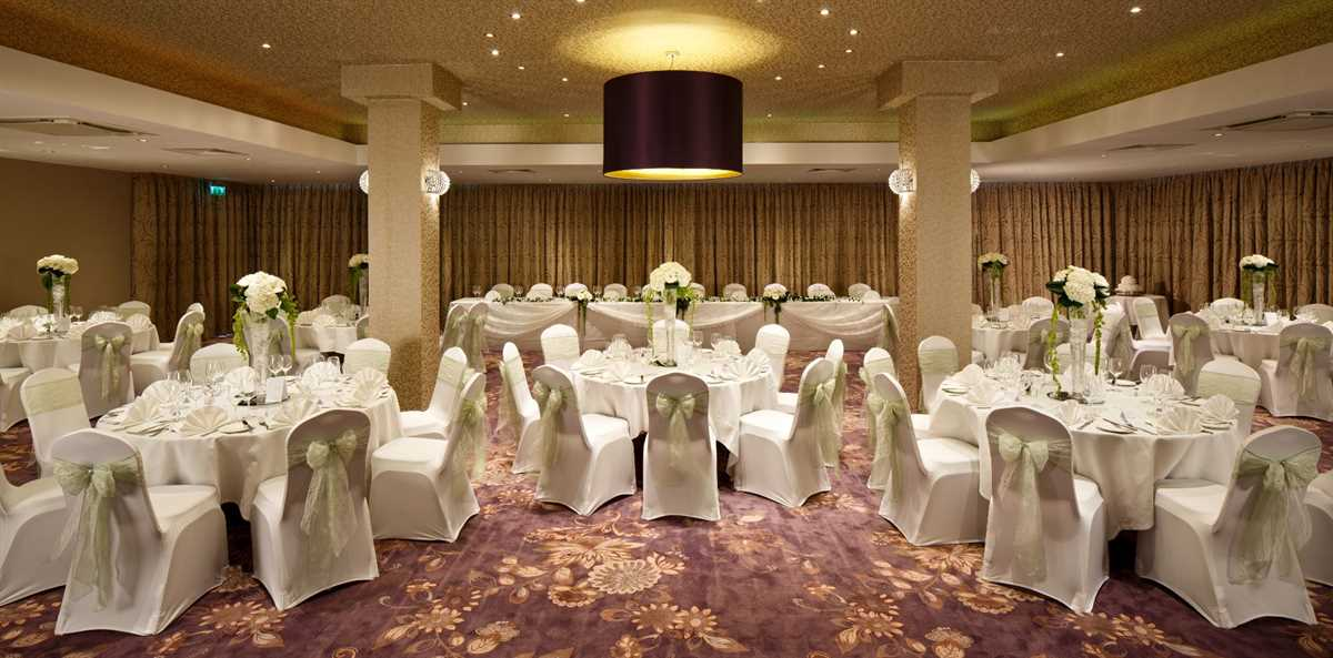 Mercure Maidstone Great Danes Hotel, Civil Wedding Venue