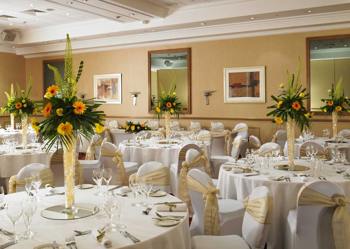 Swindon Marriott Hotel Wedding Packages Amp Special Offers